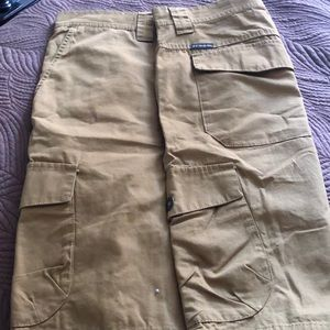 Gently worn Men's Columbia Shorts Size 38